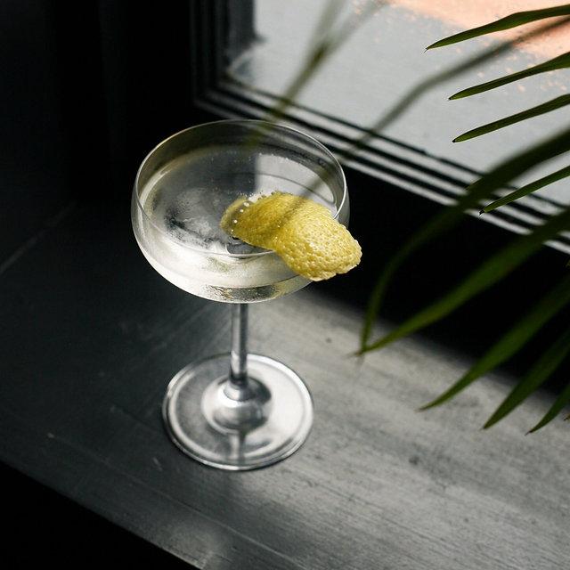 50/50 Martini