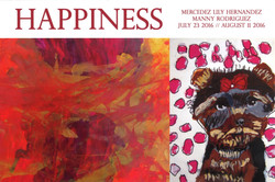 Happiness: Mercedez Lily Hernandez & Manny Rodriguez