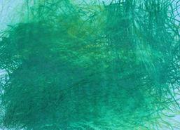Cheryl Que ''Green'' Beeswax crayons 18'