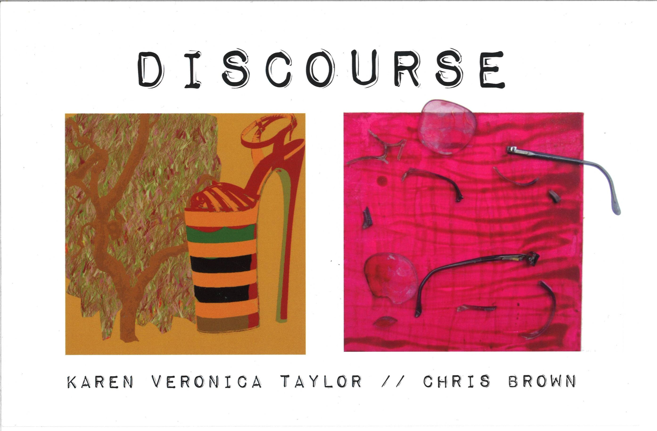 Discourse: Karen Veronica Taylor & Chris Brown