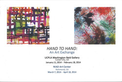 Hand To Hand: An Art Exchange