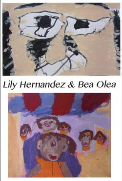 Lily Hernandez & Bea Olea