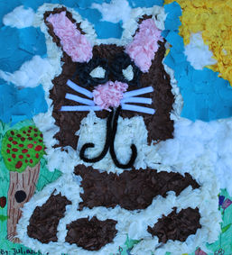 The Chocolate Easter Rabbit