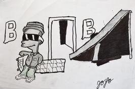 Jojo B B
