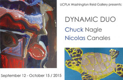Dynamic Duo: Chuck Nagle & Nicolas Canales