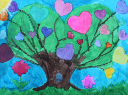 The Loving Giving Tree