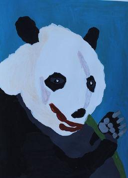 Kung Fu Panda From China