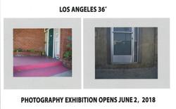 "Los Angeles 36"": Photography Exhibition"