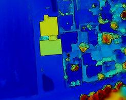 Geländemodell Vermessung Geländehöhen 3D Drohne UAV Dortmund
