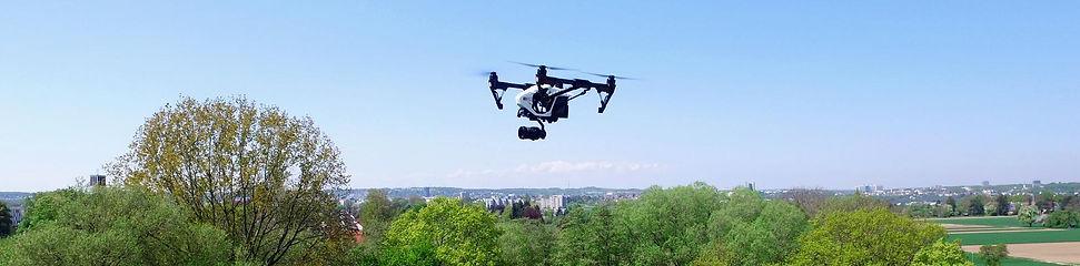 Unmanned Aircraft Drohne Dortmund Luftbild Management EASA