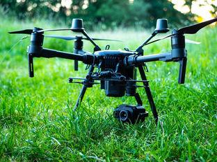 Drohne Industriekopter DJI M210 Dortmund RTK Wärmebild Zoomkamera Luftbild