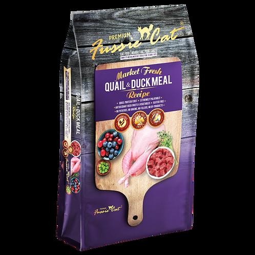 Fussie Cat Quail/Duck Meal