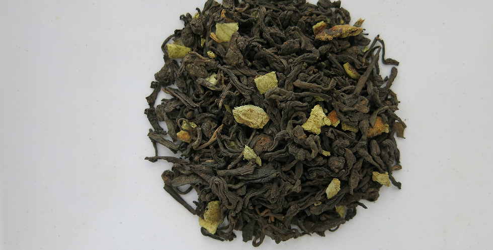 Ginger Orange Pu-erh