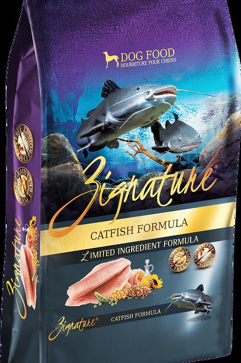 Zignature Catfish Formula Dog Food