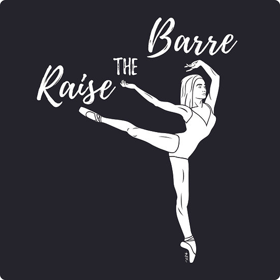 Button - Raise The Barre Logo