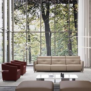 Abile Recliner Sofa