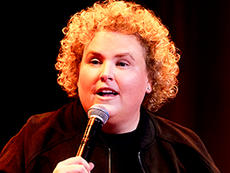 Fortune Feimster Is Giving the Gays Something to Talk About