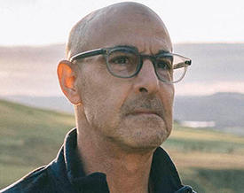 Stanley Tucci is the Gayest Straight Actor