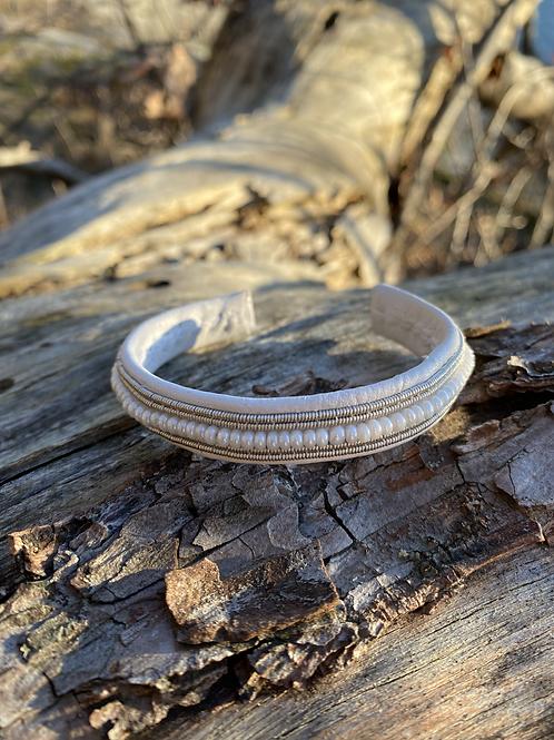 Snow light/ Kuenjidahke - Small bracelet