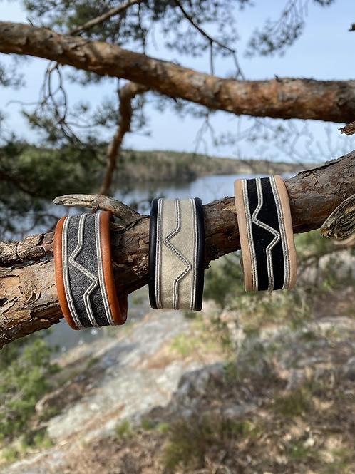 Wide bracelet -Såervie