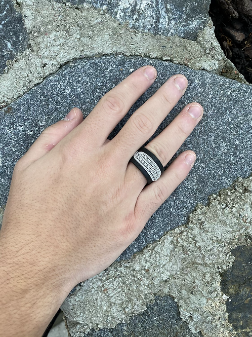 Men's collection Ring - Brorke