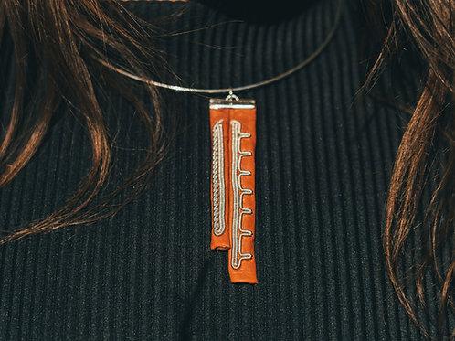 SÁPMI -  double necklace
