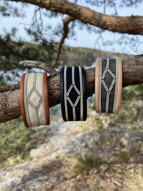 Wide bracelet -Åeksie