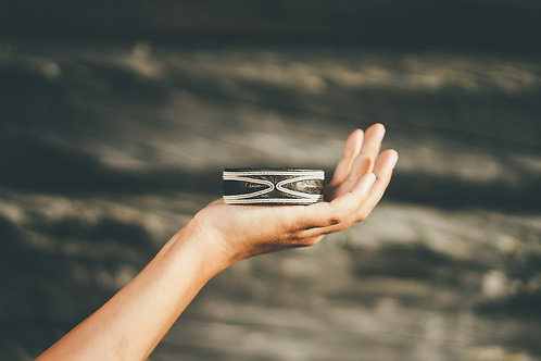 Wide bracelet - Såekie
