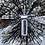 Thumbnail: Rock crystal/ Hovren gierkie - Earrings medium