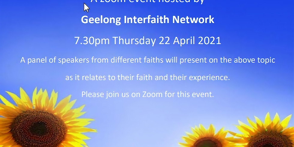 Geelong Interfaith Dialogue