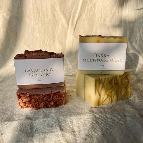 Kit de sabonete