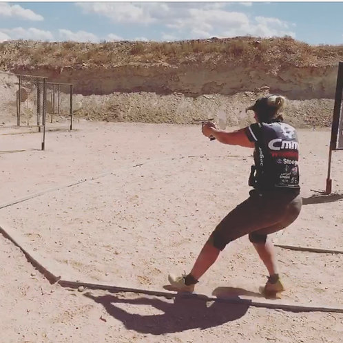 Private 2- Day Class with Becky Yackley - your range