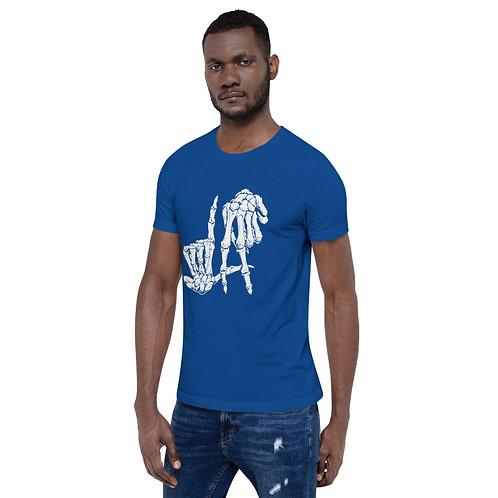 LA Skeleton - Short-Sleeve Unisex T-Shirt