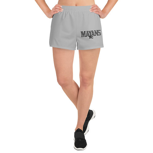 Mayans MC Grey - Women's Athletic Shorts or Sleepers