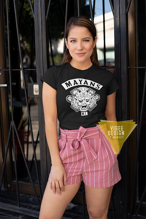 Mayans Basic Short-Sleeve Unisex T-Shirt