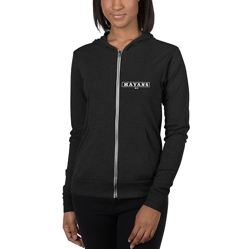 Mayans MC - Unisex light weight zip hoodie