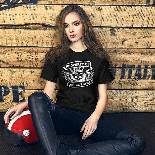 Property of - Short-Sleeve Unisex T-Shirt