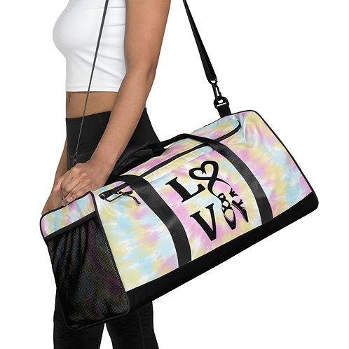 LOVE Ballet - One of a Kind Duffle bag