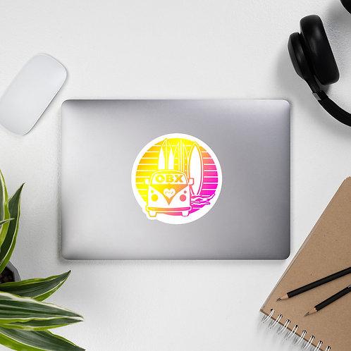 OBX P4L - Bubble-free stickers