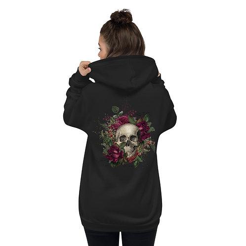 Floral Skull - Hoodie sweater