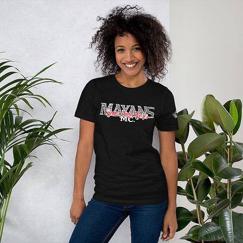 Team Angel Reyes w/ Wings - Short-Sleeve Unisex T-Shirt
