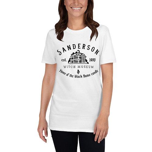 Witch Museum - Short-Sleeve Unisex T-Shirt