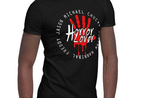 Horror Lover - Short-Sleeve Unisex T-Shirt