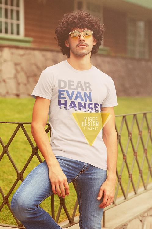 Dear Evan Hansen - Basic Short-Sleeve Unisex T-Shirt