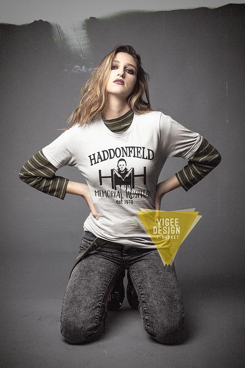 Haddonfield Memorial Hospital Halloween - Short-Sleeve Unisex T-Shirt