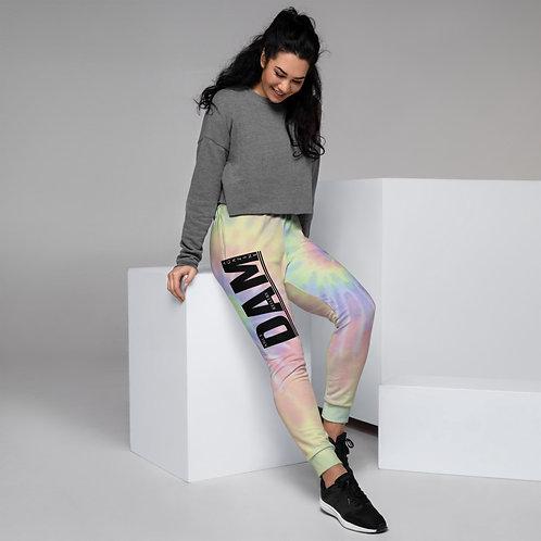 DAM|| dance artistry magazine Tie Dye Women's Joggers