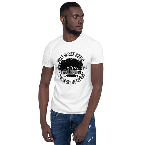 For in Life We are One - Short-Sleeve Unisex T-Shirt
