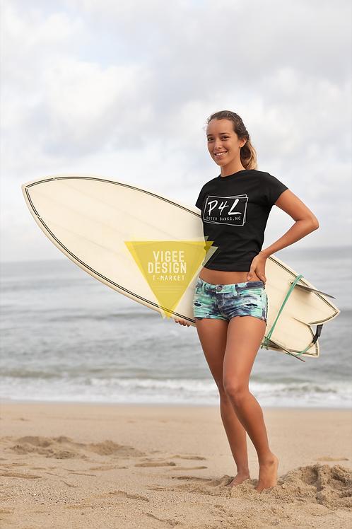 P4L Outer Banks NC - Basic Short-Sleeve Unisex T-Shirt