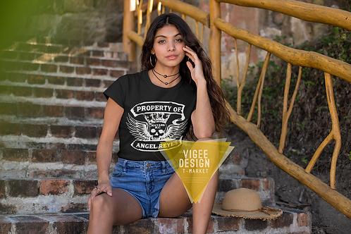 Property of Angle Reyes - Short-Sleeve Unisex T-Shirt