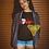 Thumbnail: Horror Love Basic Short-Sleeve Unisex T-Shirt